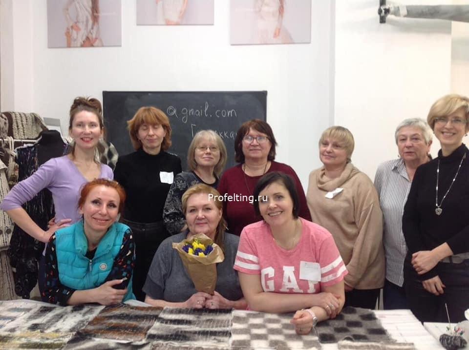 Калейдоскоп экспериментов в Москве и подарки на 8 марта!